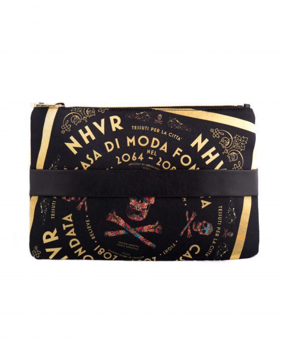 Bag-pochette-nhvr-skull-black-1