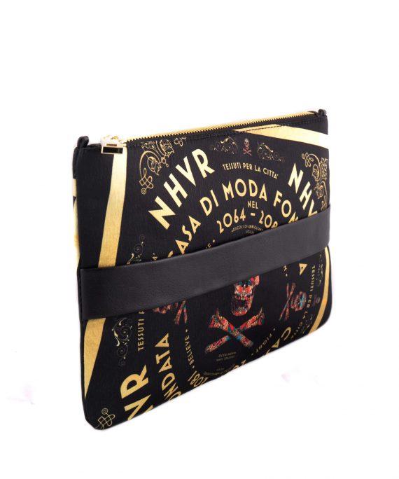 Bag-pochette-nhvr-skull-black-2