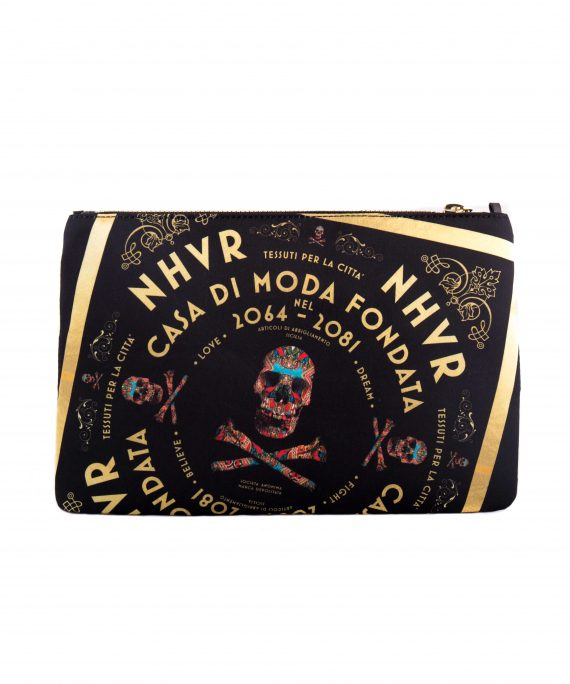 Bag-pochette-nhvr-skull-black-3