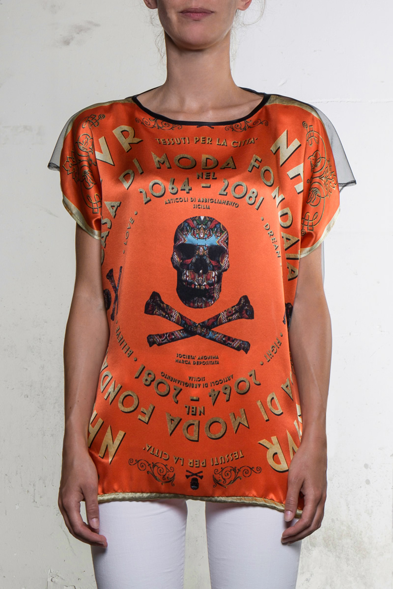 Blusa Nhvr Moda